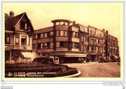 Belgique  : La  Panne . Avenue Des Chaloupes  . - De Panne