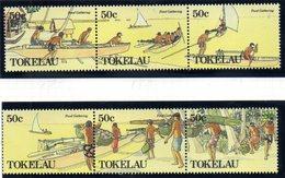 TOKELAU 1989 - Serie Yvert N. 172/177  ***  MNH  (2380A) - Tokelau