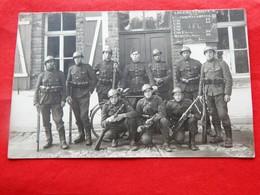 MILITARIA  -  Camp D'Elsenborn Kamp -  Garde De Police Au Camp D'Elsenborn - Casernes