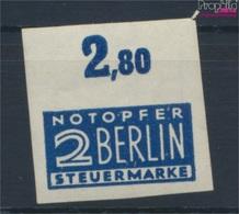 Bizone (Alliierte Besetzung) Z1 W Zwangszuschlag Postfrisch 1948 Notopfer Berlin (9280834 - American/British Zone