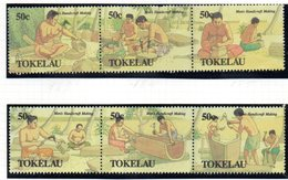 TOKELAU 1990 - Serie Yvert N. 178/183  ***  MNH  (2380A) - Tokelau