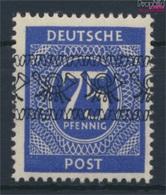 Bizonale (Allied Cast) 67I Neuf Avec Gomme Originale 1948 Volume D'impression (9261026 (9261026 - American/British Zone