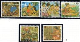 TOKELAU 1990 - Serie Yvert N. 183A/F  ***  MNH  (2380A) - Tokelau