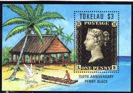 TOKELAU 1990 - Yvert Il BF N. 1  ***  MNH  (2380A)  Penny Black - Tokelau