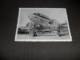 Melsbroek  SABENA  Douglas DC - 3   Brussels Airport  Aéroport  Vliegveld - Steenokkerzeel