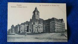 Dresden Kgl. Justizgebäude Am Münchner Plass Germany - Dresden