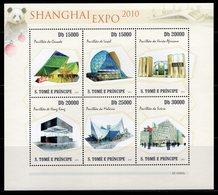 ST THOMAS  -  2010 WORLD FAIR SHANGHAI    M903 - 2010 – Shanghai (China)