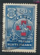 Estland 93 Gestempelt 1931 Rotes Kreuz (9276823 - Estland
