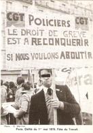 PARIS  FETE DU TRAVAIL 1er Mai 1979 PHOTO G.MERILLON N°615 De Tirage 1000 Ex. - Gewerkschaften