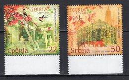 SERBIA -  2010 WORLD FAIR SHANGHAI    M906 - 2010 – Shanghai (China)