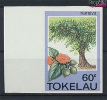 Tokelau 115U Ungezähnt Postfrisch 1985 Bäume (9305182 - Tokelau