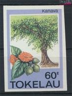 Tokelau 115U Ungezähnt Postfrisch 1985 Bäume (9305183 - Tokelau