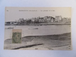 Ploumanac'h N°789 - Vue Générale Et La Baie - Carte Circulée En 1918 - Ploumanac'h