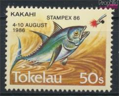 Tokelau 129 (kompl.Ausg.) Postfrisch 1986 Briefmarkenausstellung (9305179 - Tokelau