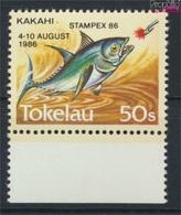 Tokelau 129 (kompl.Ausg.) Postfrisch 1986 Briefmarkenausstellung (9305180 - Tokelau