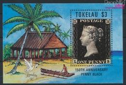 Tokelau Postfrisch Briefmarkenausstellung 1991 Briefmarkenausstellung  (9305170 - Tokelau
