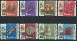 Tokelau 201-208 (kompl.Ausg.) Postfrisch 1994 Handwerksproduktion (9305164 - Tokelau