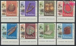 Tokelau 201-208 (kompl.Ausg.) Postfrisch 1994 Handwerksproduktion (9305165 - Tokelau