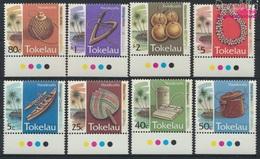 Tokelau 201-208 (kompl.Ausg.) Postfrisch 1994 Handwerksproduktion (9305166 - Tokelau