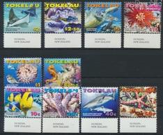Tokelau 372-381 (kompl.Ausg.) Postfrisch 2007 Meerestiere (9305158 - Tokelau