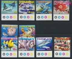 Tokelau 372-381 (kompl.Ausg.) Postfrisch 2007 Meerestiere (9305159 - Tokelau