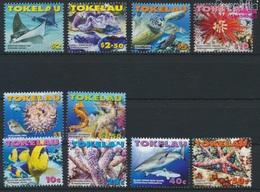 Tokelau 372-381 (kompl.Ausg.) Postfrisch 2007 Meerestiere (9305161 - Tokelau
