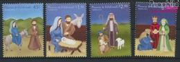 Tokelau 441-444 (kompl.Ausg.) Postfrisch 2013 Weihnachten (9305151 - Tokelau