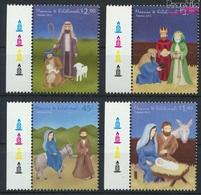 Tokelau 441-444 (kompl.Ausg.) Postfrisch 2013 Weihnachten (9305152 - Tokelau