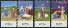 Tokelau 441-444 (kompl.Ausg.) Postfrisch 2013 Weihnachten (9305153 - Tokelau