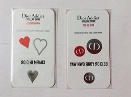 2 Pochettes Carte Maquillage RAL - Cartas Perfumadas