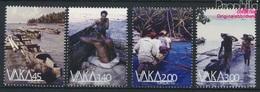 Tokelau 449-452 (kompl.Ausg.) Postfrisch 2014 Boote (9305138 - Tokelau