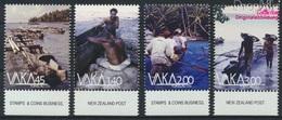 Tokelau 449-452 (kompl.Ausg.) Postfrisch 2014 Boote (9305139 - Tokelau
