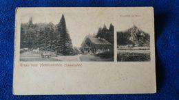 Gruss Vom Hermannstein Germany - Germania
