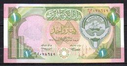 622-Koweit Billet De 1 Dinar 1992 Sig. 7 - Kuwait
