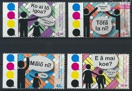 Tokelau 453-456 (kompl.Ausg.) Postfrisch 2014 Sprache (9305132 - Tokelau