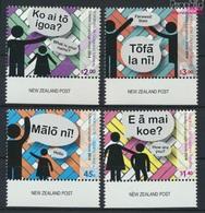 Tokelau 453-456 (kompl.Ausg.) Postfrisch 2014 Sprache (9305133 - Tokelau