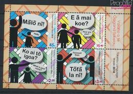 Tokelau Block55 (kompl.Ausg.) Postfrisch 2014 Sprache (9305130 - Tokelau