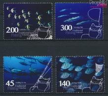Tokelau 460-463 (kompl.Ausg.) Postfrisch 2015 Fischerei (9305125 - Tokelau