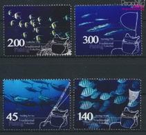 Tokelau 460-463 (kompl.Ausg.) Postfrisch 2015 Fischerei (9305126 - Tokelau