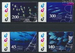 Tokelau 460-463 (kompl.Ausg.) Postfrisch 2015 Fischerei (9305128 - Tokelau
