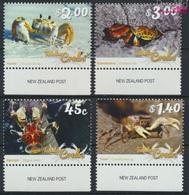 Tokelau 464-467 (kompl.Ausg.) Postfrisch 2015 Krebstiere (9305118 - Tokelau