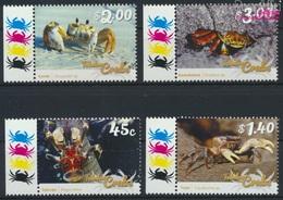 Tokelau 464-467 (kompl.Ausg.) Postfrisch 2015 Krebstiere (9305120 - Tokelau