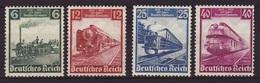 1935. Deutsches Reich - Unused Stamps