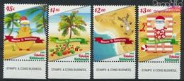 Tokelau 478-481 (kompl.Ausg.) Postfrisch 2015 Weihnachten (9305113 - Tokelau