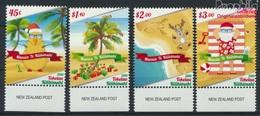 Tokelau 478-481 (kompl.Ausg.) Postfrisch 2015 Weihnachten (9305114 - Tokelau