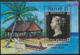 Tokelau Gestempelt Briefmarkenausstellung 1991 Briefmarkenausstellung  (9305107 - Tokelau