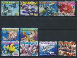 Tokelau 372-381 (kompl.Ausg.) Gestempelt 2007 Meerestiere (9305104 - Tokelau