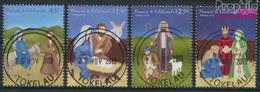 Tokelau 441-444 (kompl.Ausg.) Gestempelt 2013 Weihnachten (9305103 - Tokelau