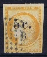 Reunion : Yv Nr 6 Used Obl - Reunion Island (1852-1975)
