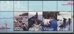 Tokelau Block54 (kompl.Ausg.) Gestempelt 2014 Boote (9305099 - Tokelau